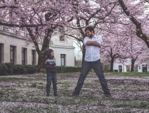 Savoir punir son enfant quand il le faut.