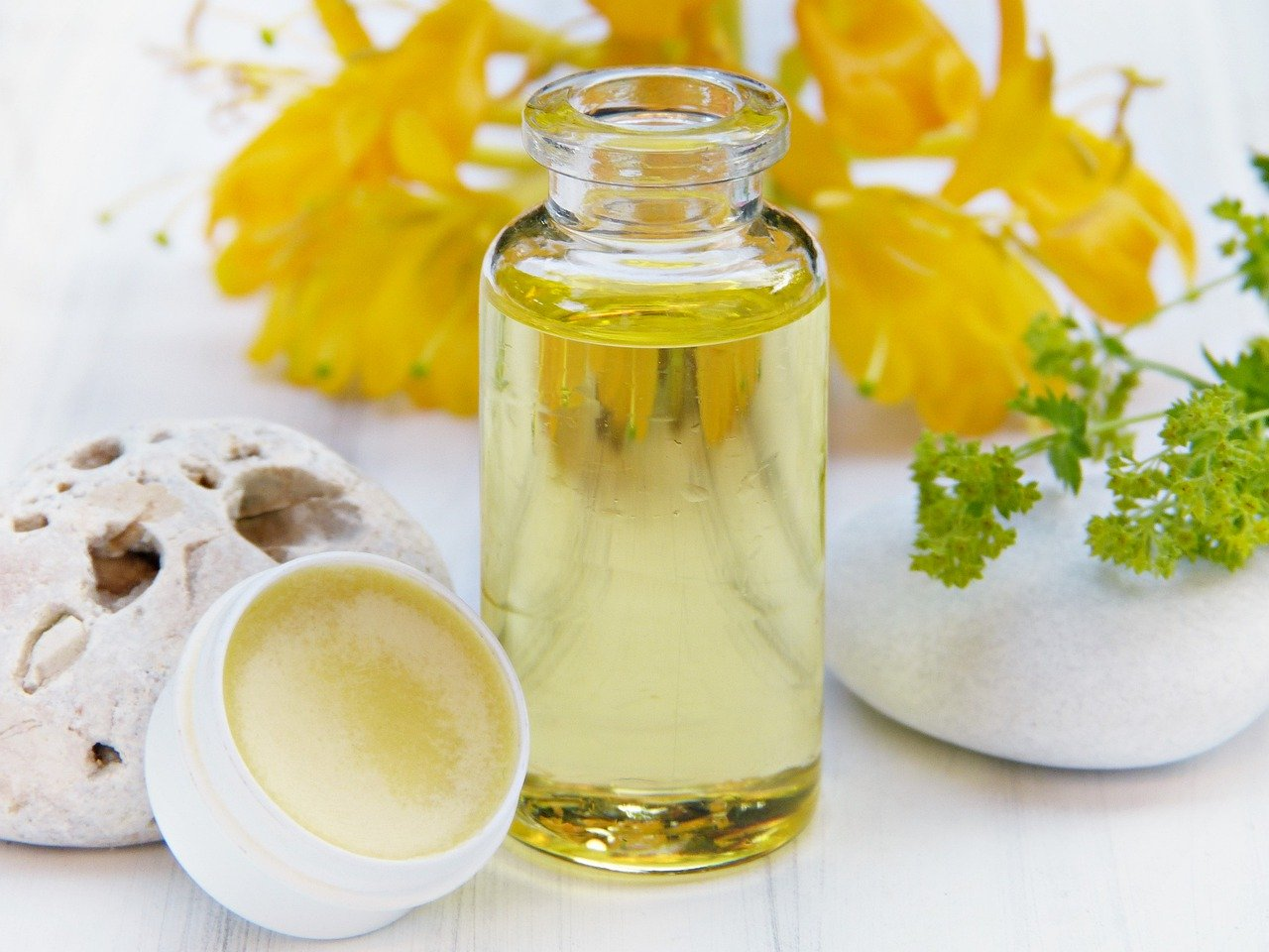 Se rajeunir la peau par les produits naturels.